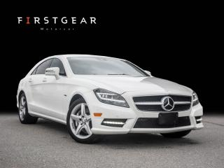 Used 2012 Mercedes-Benz CLS-Class CLS 550 I NAVIGATION I BACKUP for sale in Toronto, ON