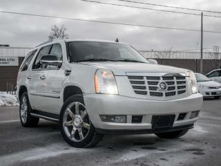 Used 2007 Cadillac Escalade NAVIGATION for sale in Toronto, ON