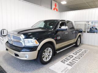 Used 2016 RAM 1500 Longhorn for sale in Red Deer, AB