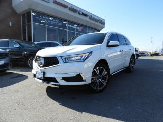 Used 2019 Acura MDX Tech NAVI/LEATHER/SUNROOF/ONLY 20,000 KMS for sale in Concord, ON