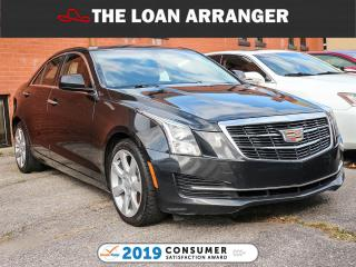 Used 2015 Cadillac ATS for sale in Barrie, ON