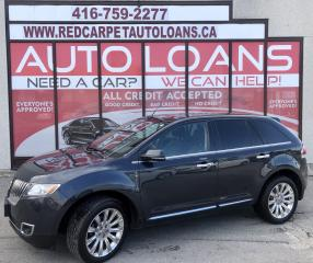 Used 2014 Lincoln MKX MKX-ALL CREDIT ACCEPTED for sale in Scarborough, ON