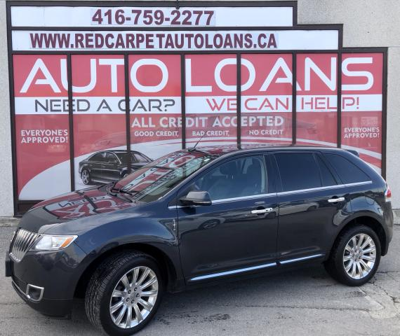 2014 Lincoln MKX MKX-ALL CREDIT ACCEPTED