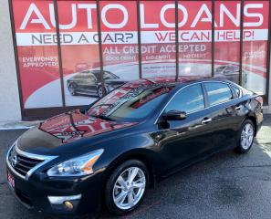 Used 2015 Nissan Altima 2.5 SV SV-ALL CREDIT ACCEPTED for sale in Scarborough, ON