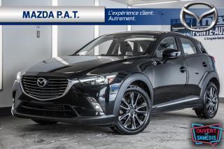 Used 2016 Mazda CX-3 CX-3+GT+AWD+MAG+CUIR+TOIT+PNEUS HIVER INCLUS for sale in Montréal, QC