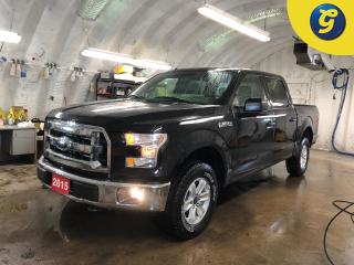 Used 2015 Ford F-150 4WD * Super Crew  * 5.0L V8 * 6 Passenger * Tow/haul package * Automatic headlights with fog lights * Tilt steering * Power windows/locks/mirrors * Pa for sale in Cambridge, ON