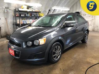 Used 2013 Chevrolet Sonic LT * On Star * Remote start * Auto headlights * Keyless entry * Climate control * Phone connect * Hands free steering wheel controls * Cruise control for sale in Cambridge, ON
