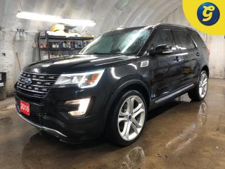 Used 2016 Ford Explorer 4WD * 3.5L V6 * 7 Passenger * Remote start * Dual Panel Moonroof * Rear and front parking aid * Lane keeping system * Hill descent control * Adaptive for sale in Cambridge, ON