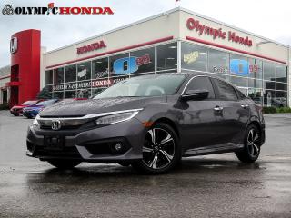 Used 2018 Honda Civic Touring for sale in Guelph, ON