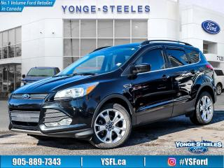 Used 2014 Ford Escape SE for sale in Thornhill, ON