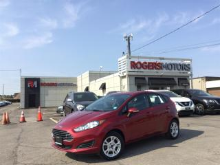 Used 2015 Ford Fiesta 2.99% Financing - SE HATCH - 5SPD - HTD SEATS - BLUETOOTH for sale in Oakville, ON