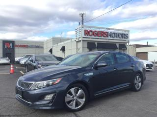 Used 2014 Kia Optima Hybrid - 2.99% Financing | 6 Months Deferral - EX - PANO ROOF - REVERSE CAM for sale in Oakville, ON