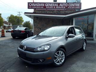 Used 2011 Volkswagen Golf TDI Comfortline for sale in Scarborough, ON