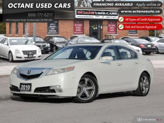 Used 2010 Acura TL AWD! Fully Loaded! 2 Years Warranty! for sale in Scarborough, ON