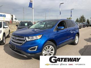 Used 2018 Ford Edge SEL|/PANO-ROOF|LEATHER|NAVIGATION| for sale in Brampton, ON