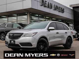 Used 2015 Acura MDX for sale in North York, ON