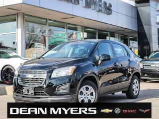 Used 2016 Chevrolet Trax LS for sale in North York, ON