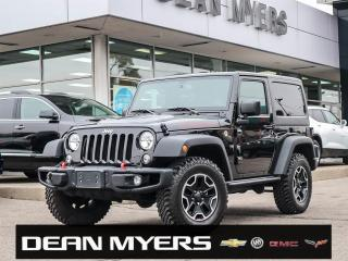 Used 2016 Jeep Wrangler RUBICON for sale in North York, ON