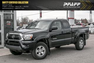 Used 2015 Toyota Tacoma 4X4 Access Cab V6 5A for sale in Orangeville, ON