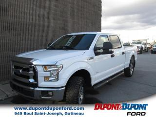 Used 2016 Ford F-150 Cab SuperCrew 4RM 145 po XLT for sale in Gatineau, QC