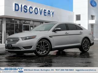 Used 2017 Ford Taurus LIMITED for sale in Burlington, ON