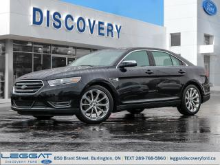Used 2018 Ford Taurus LIMITED for sale in Burlington, ON