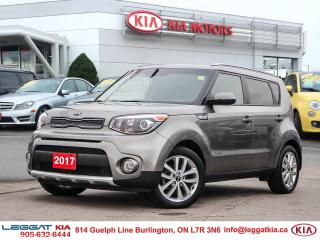 Used 2017 Kia Soul BACK UP CAMERA, HEATED SEATS AND STEERING WHEEL, APPLE CAR PLAY for sale in Burlington, ON