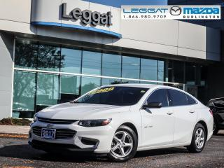 Used 2017 Chevrolet Malibu LS for sale in Burlington, ON