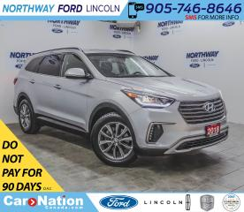 Used 2018 Hyundai Santa Fe XL Premium | AWD | HTD SEATS | BACKUP CAM | 3 ROW | for sale in Brantford, ON
