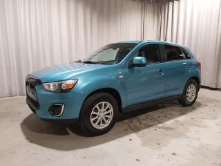 Used 2014 Mitsubishi RVR traction intégrale 4 portes CVT SE, AWD, for sale in Sherbrooke, QC