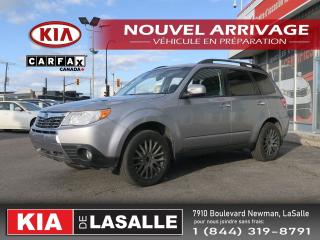 Used 2010 Subaru Forester 2.5X Sport-Tech // AWD // Sieges chauffants // for sale in Montréal, QC