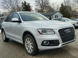 Used 2013 Audi Q5 quattro 4dr 2.0L for sale in Waterloo, ON
