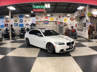 Used 2013 BMW 5 Series 535 XDRIVE  M PACKAGE  NAVI PKG 360 CAMERA 116K for sale in North York, ON