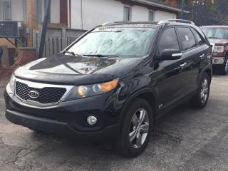 Used 2013 Kia Sorento AWD 4dr V6 Auto EX for sale in Scarborough, ON