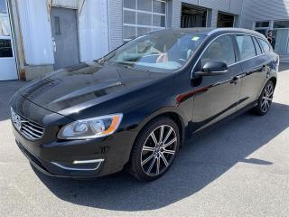 Used 2015 Volvo V60 T6 AWD (2) for sale in Gatineau, QC