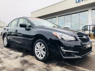 Used 2016 Subaru Impreza 2.0i Touring Package ,automatique for sale in Lévis, QC