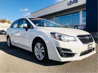 Used 2016 Subaru Impreza 2.0i Touring ,BANCS CHAUFFANTS ,BLUETOOTH for sale in Lévis, QC