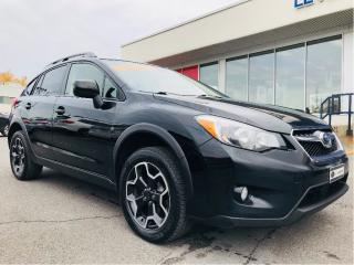 Used 2014 Subaru XV Crosstrek Touring for sale in Lévis, QC