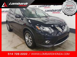 Used 2015 Nissan Rogue SL|AWD|IMPECCABLE| for sale in Montréal, QC