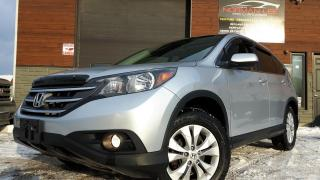 Used 2014 Honda CR-V EX AWD T.OUVRANT,bas km, for sale in St-Henri-de-Levis, QC