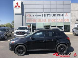 Used 2017 Mitsubishi RVR AWD 4dr 2.4L  Black Edition / MAGS NOIR 18 POUCES for sale in St-Hubert, QC