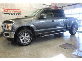 Used 2018 Ford F-150 XLT XTR SuperCrewCab 3.5 Ecoboost 4X4 for sale in Lévis, QC