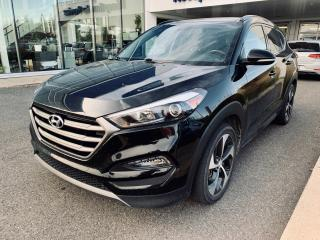 Used 2016 Hyundai Tucson Limited + CUIR + TOIT PANO + GPS for sale in Ste-Julie, QC