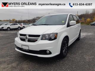 Used 2019 Dodge Grand Caravan GT for sale in Orleans, ON