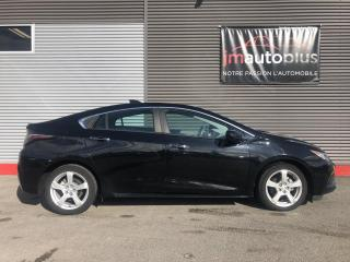 Used 2016 Chevrolet Volt LT for sale in Québec, QC