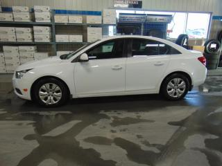 Used 2013 Chevrolet Cruze LT Turbo for sale in Amos, QC
