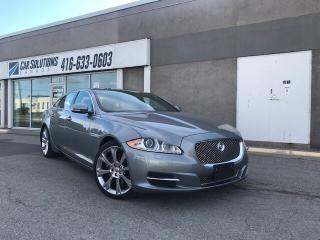 Used 2013 Jaguar XJ SOLD for sale in Toronto, ON