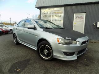 Used 2009 Mitsubishi Lancer ***SE,AUTOMATIQUE,A/C,MAGS,GR.ELECTRIQUE for sale in Longueuil, QC