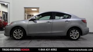 Used 2013 Mazda MAZDA3 GX for sale in Trois-Rivières, QC