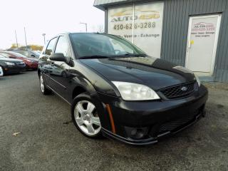 Used 2007 Ford Focus ***ZX-5,SES,AUTOMATIQUE,MAGS,GROUPES ELE for sale in Longueuil, QC